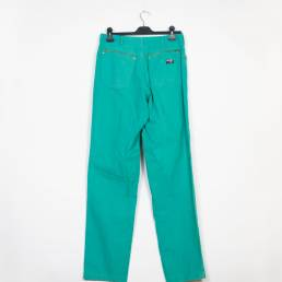 jean mustang turquoise