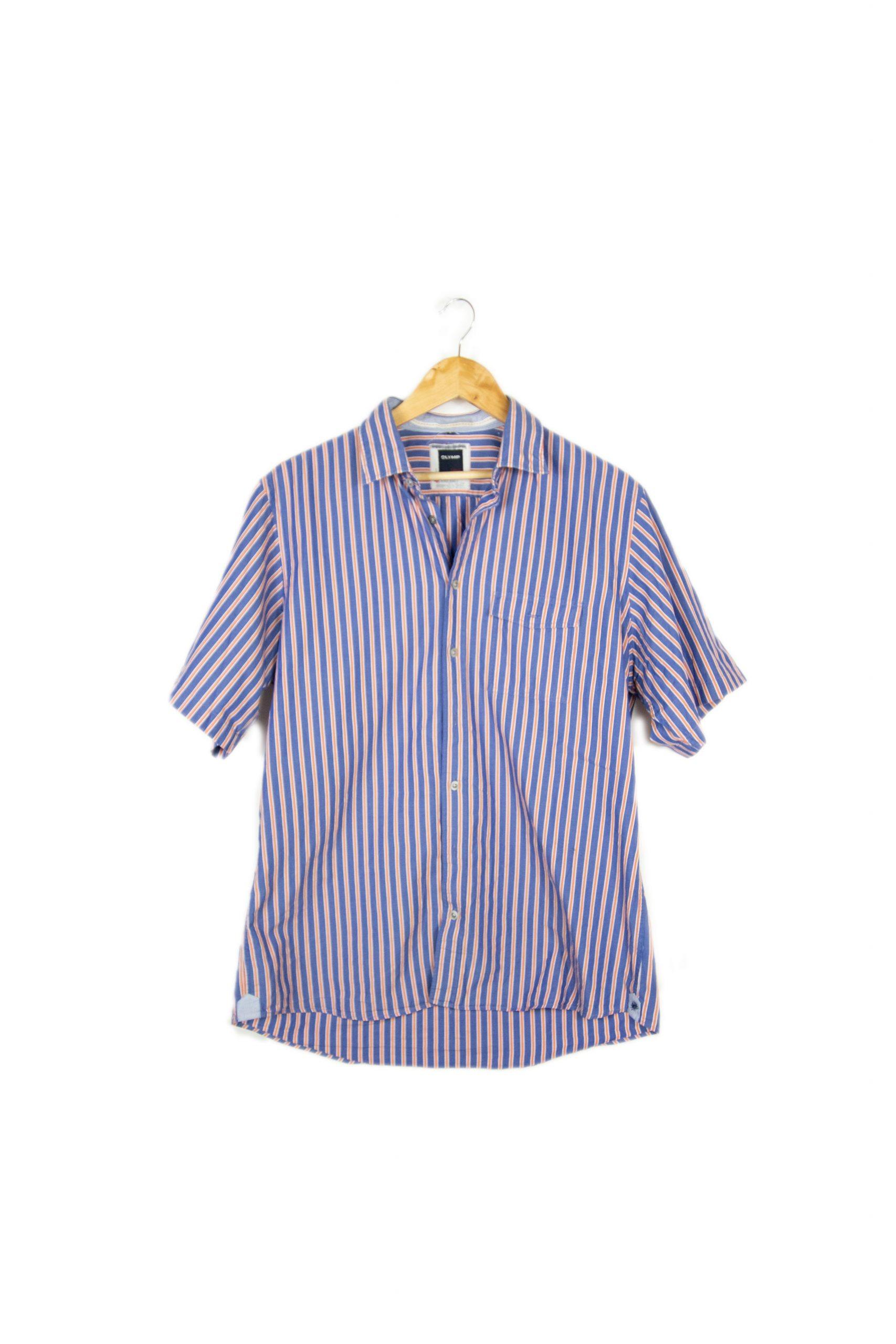 chemise à rayures olymp