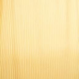 jupe jaune vintage