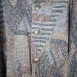 gilet gris hiver laine