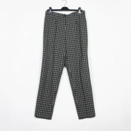 pantalon carreaux vintage