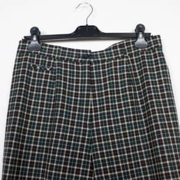 pantalon carreaux vintage