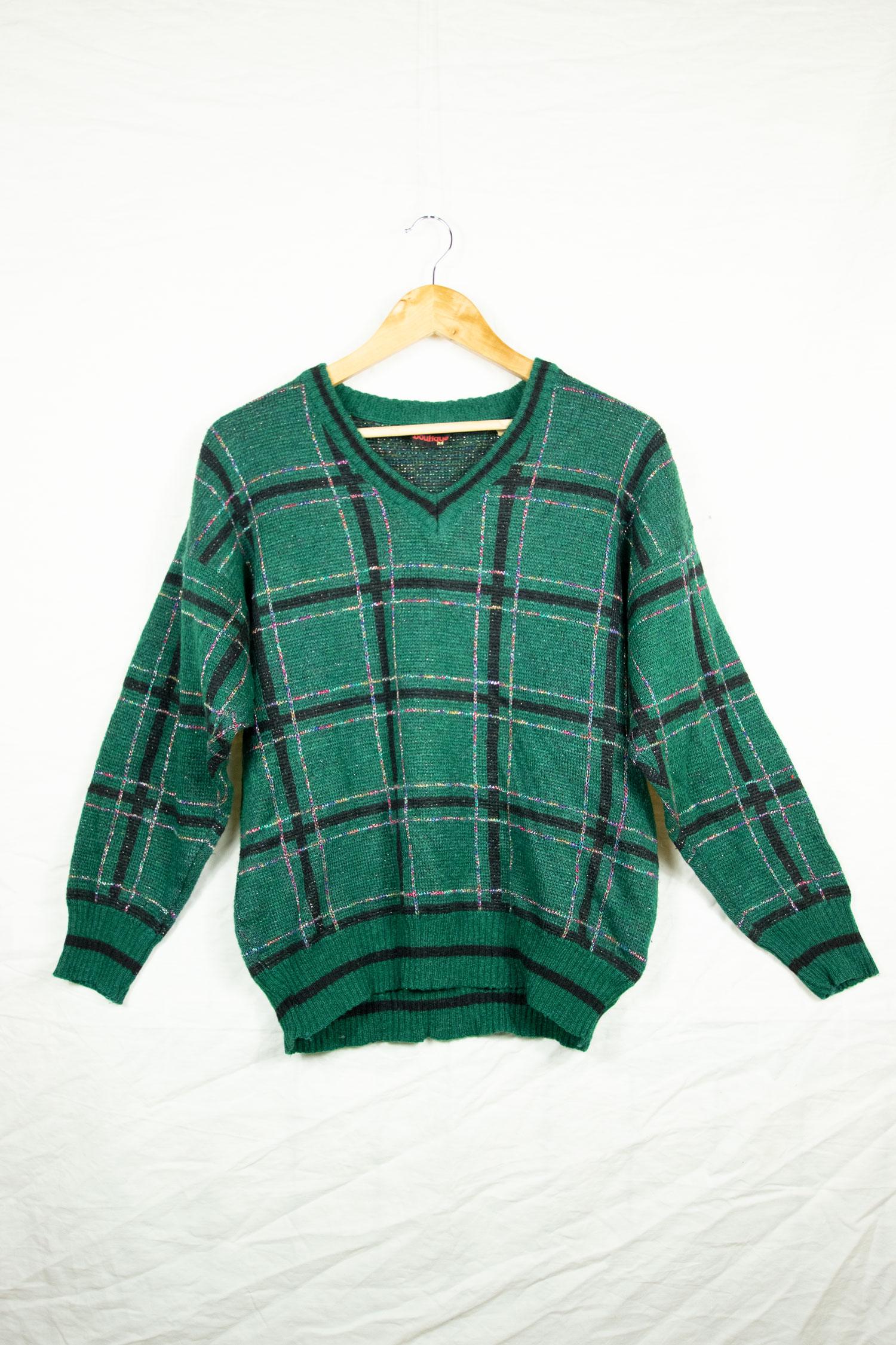 Pull Vert vintage