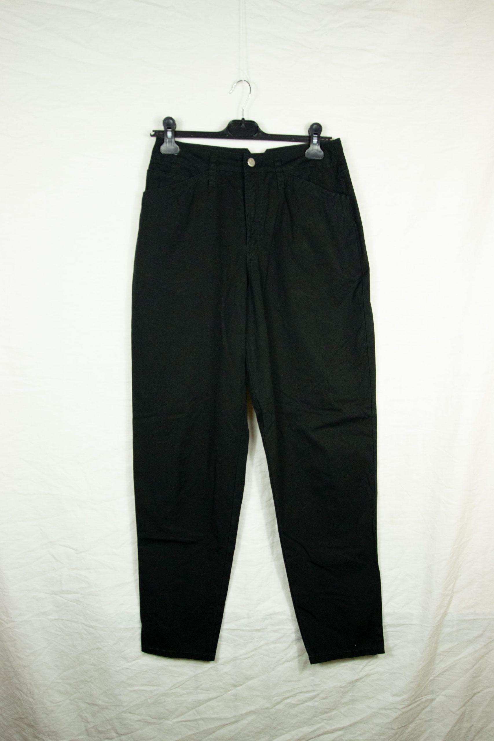 Pantalon noir esprit T 38