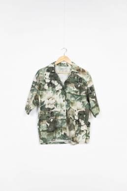 chemise motifs vintage
