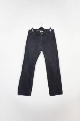 levis gris jean 501