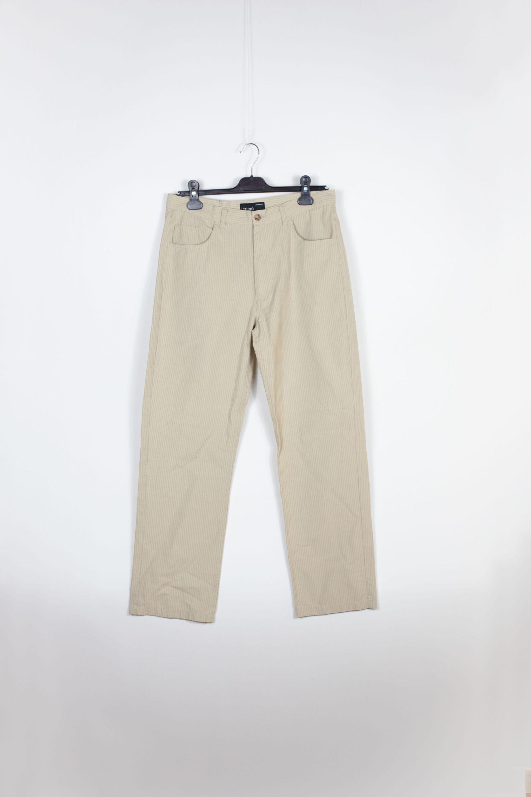 Pantalon Tissu
